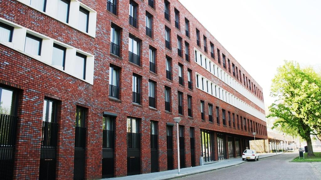 Exterior Jean Sibelius, Eindhoven
